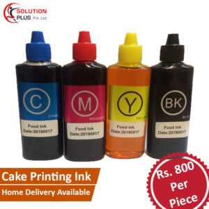 Cake Printing Edible Ink