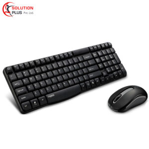 Rapoo X1800S Wireless Keyboard and Mouse Combo