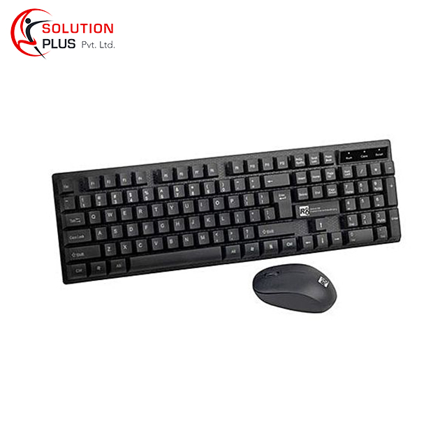 R8 1936 Wireless Keyboard And Mouse Combo