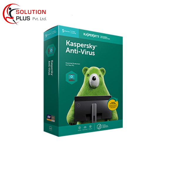 Kaspersky Anti-Virus 3 User IS
