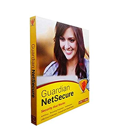 Guardian NetSecure – 1 PC, 1 Year