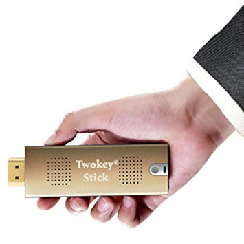 Twokey Stick – Windows + Android Dual Booting stick PC