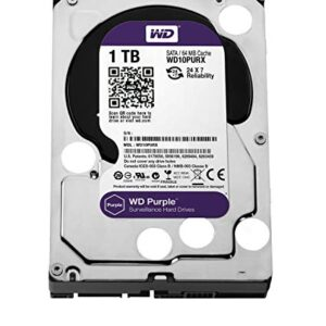 1 TB Purple Internal Hard Drive