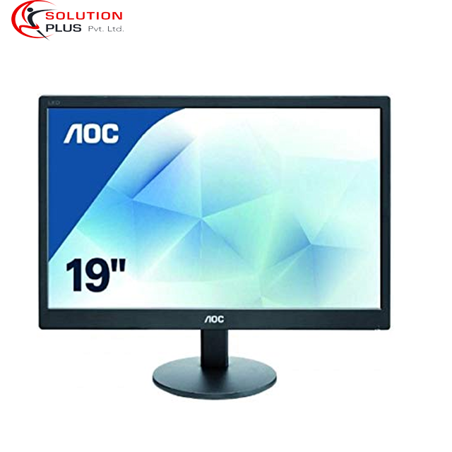 AOC 18.5Inch LED Backlit Computer Monitor
