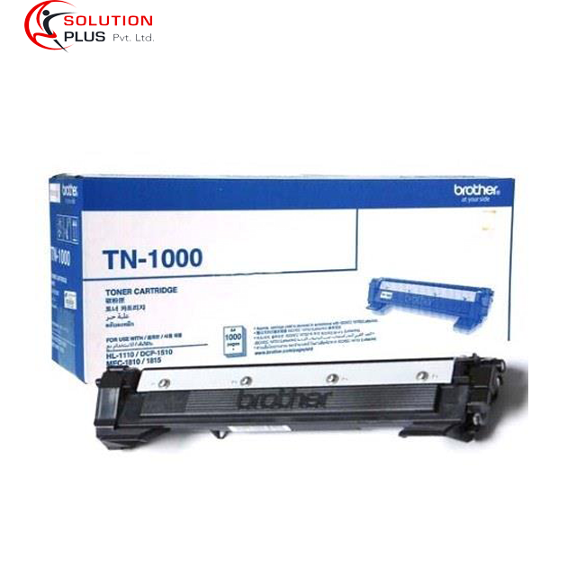Brother Drum Unit, Black TN-1000