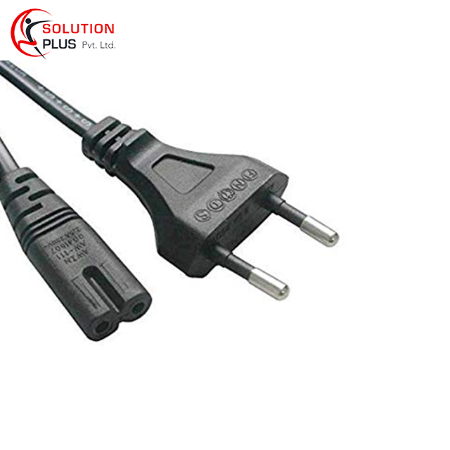 2 Pin Power Cable 1.5 Meter