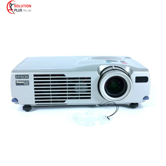 Epson Power Lite 505c Video Projector
