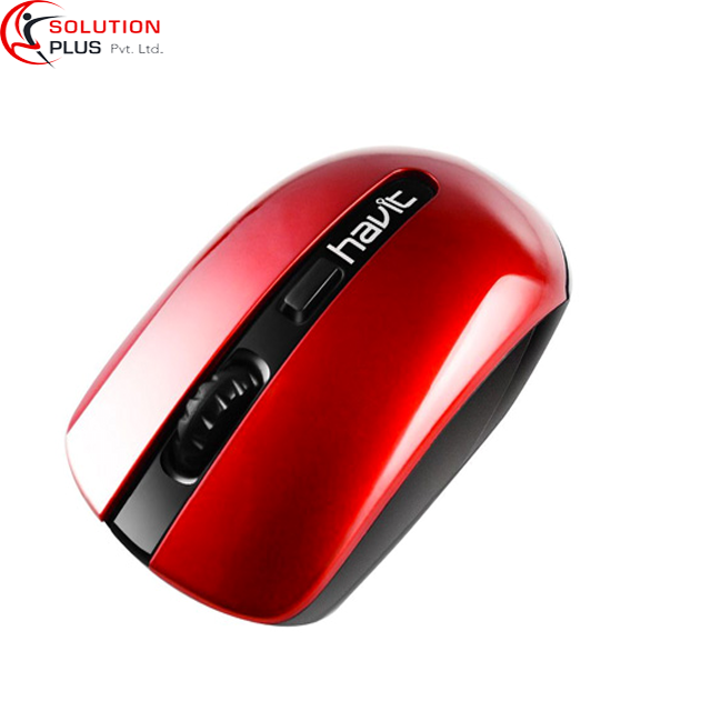 HAVIT Mouse-MS989GT,Red