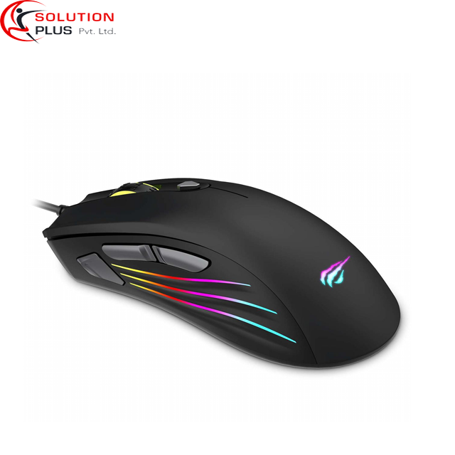 Havit HV-MS1002  Black Gaming Mouse