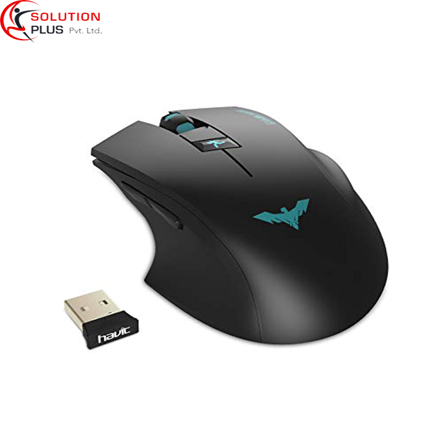 Havit HV-MS976GT Wireless Optical Gaming Mouse (Black)
