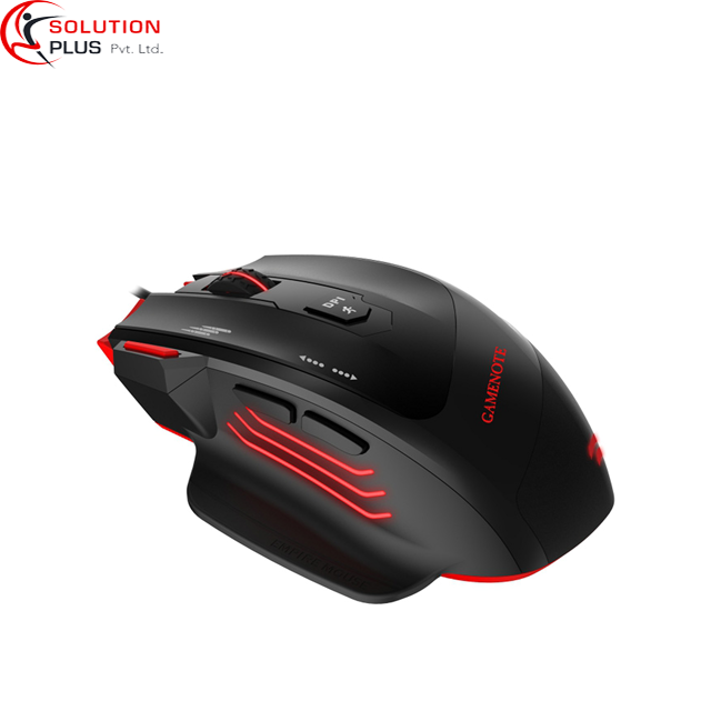 Havit MS1005 Optical Black Gaming Mouse