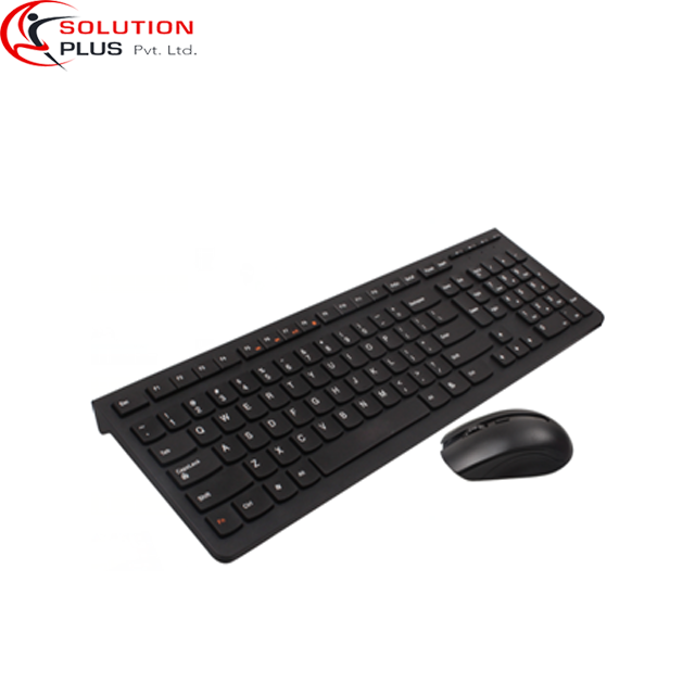 JEDEL WIRELESS COMBO KEYBOARD AND MOUSE