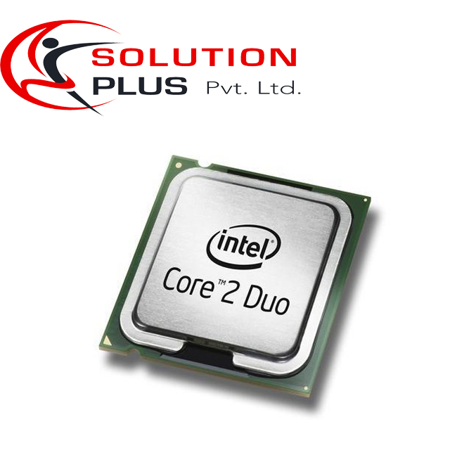 Intel Core 2 Duo -Core CPU
