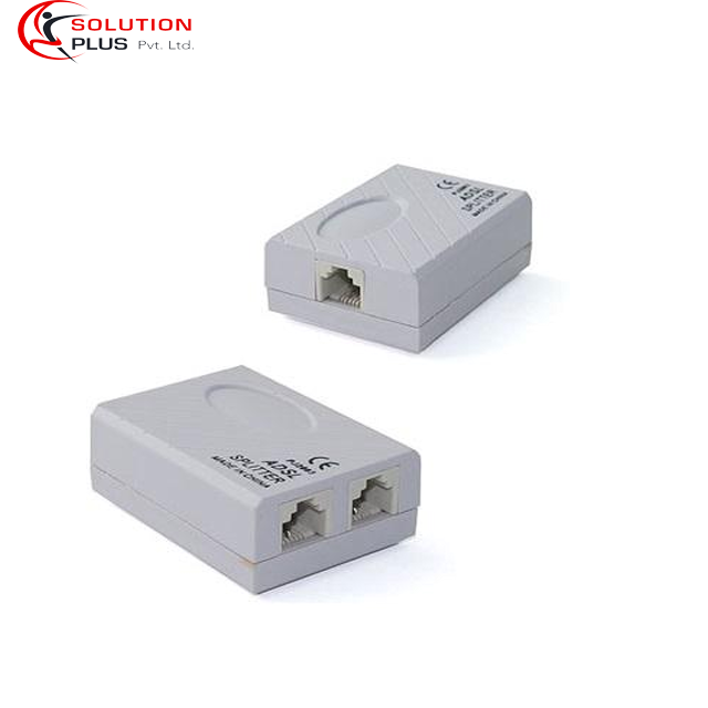 2WIRE Dual Jack Phone Splitter
