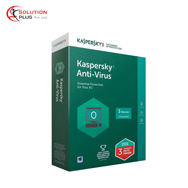 Kaspersky Anti-Virus 3 User