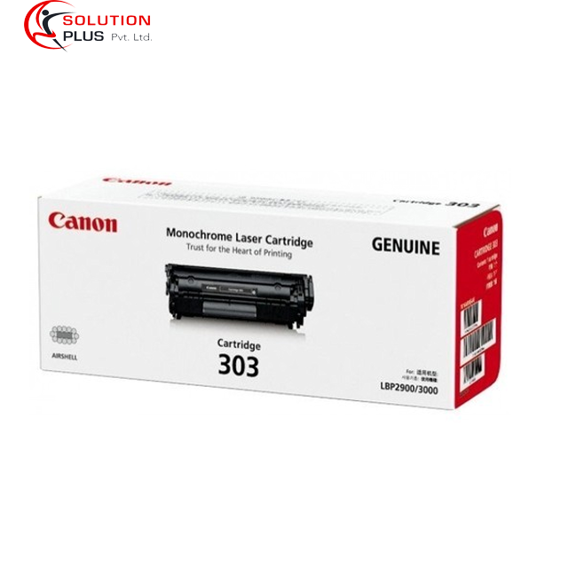 Canon 303 Toner Cartridge Black