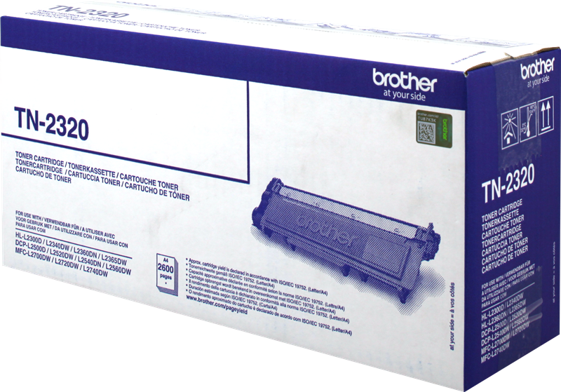 Brother TN2320  Toner Cartridge