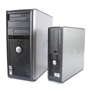 DELL Desktop (Intel Dual Core)